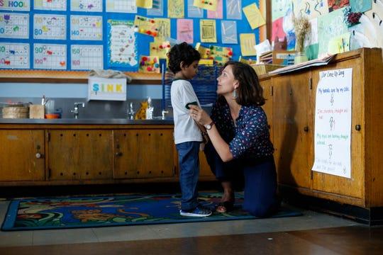 """Maggie Gyllenhaal stars in Netflix original """"The Kindergarten Teacher."""""""