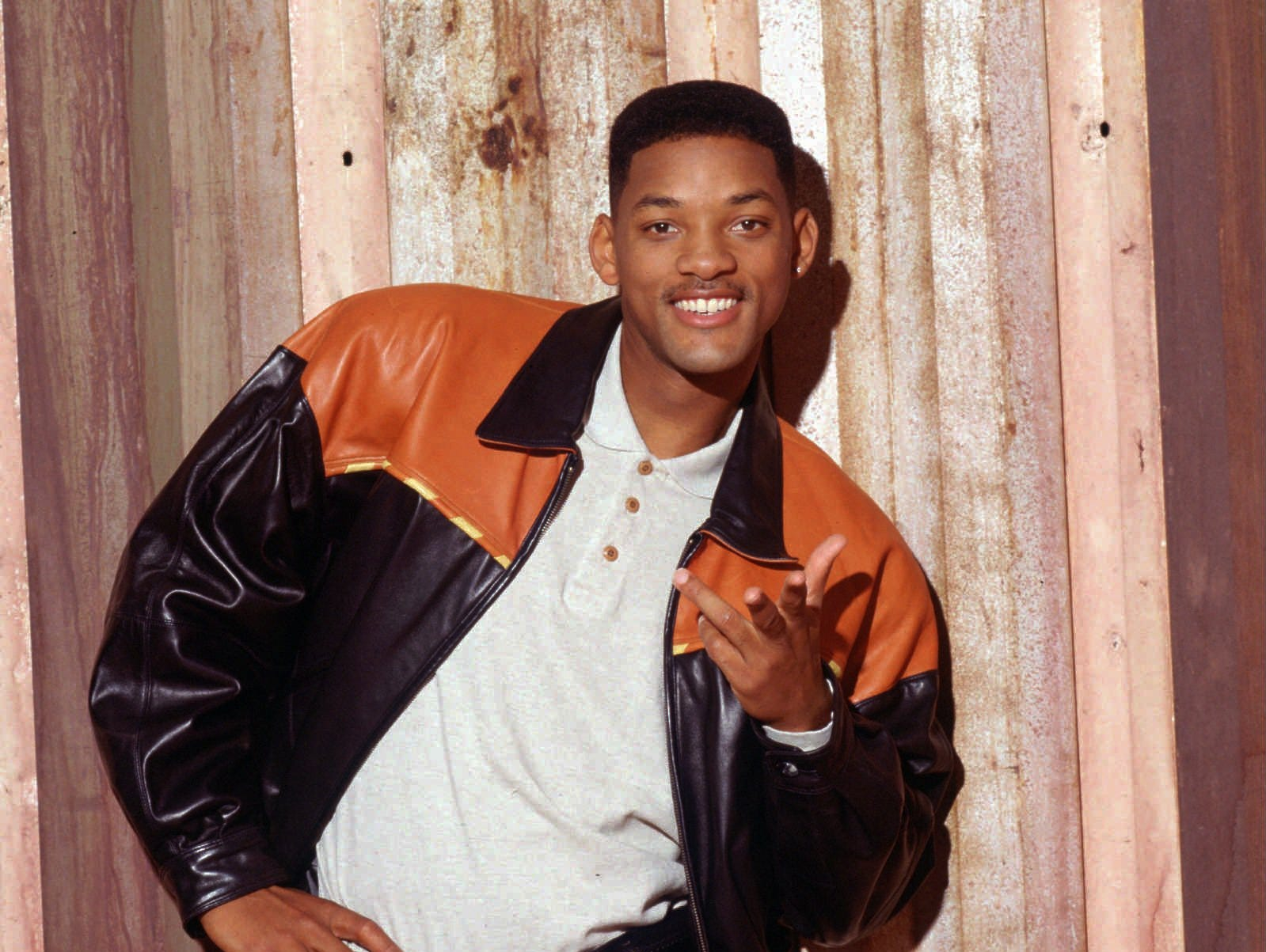 "NBC109 9/27/94 -- 'THE FRESH PRINCE OF BEL-AIR' -- TELECAST DATES: Mondays (8-8:30 p.m. ET) -- Generic Art-- PICTURED: Will Smith. --  A FRESH LOOK-- Now in its fifth season, ""The Fresh Prince of Bel- Air"" has remained the top-rated 8 p.m. comedy on anynetwork in women and adults 18-49 for two consecutive years (1992-93, 1993-94 seasons). The series is the top-rated program in its time period in homes, adults 18-34, adults 18-49, teens and kids.  Ross Bagley (""The Little Rascals"") joins the cast this year as Nicky Banks, Will's (Will Smith) youngest cousin.  NBC PHOTO BY: Chris Haston. ORG XMIT: NBC109"