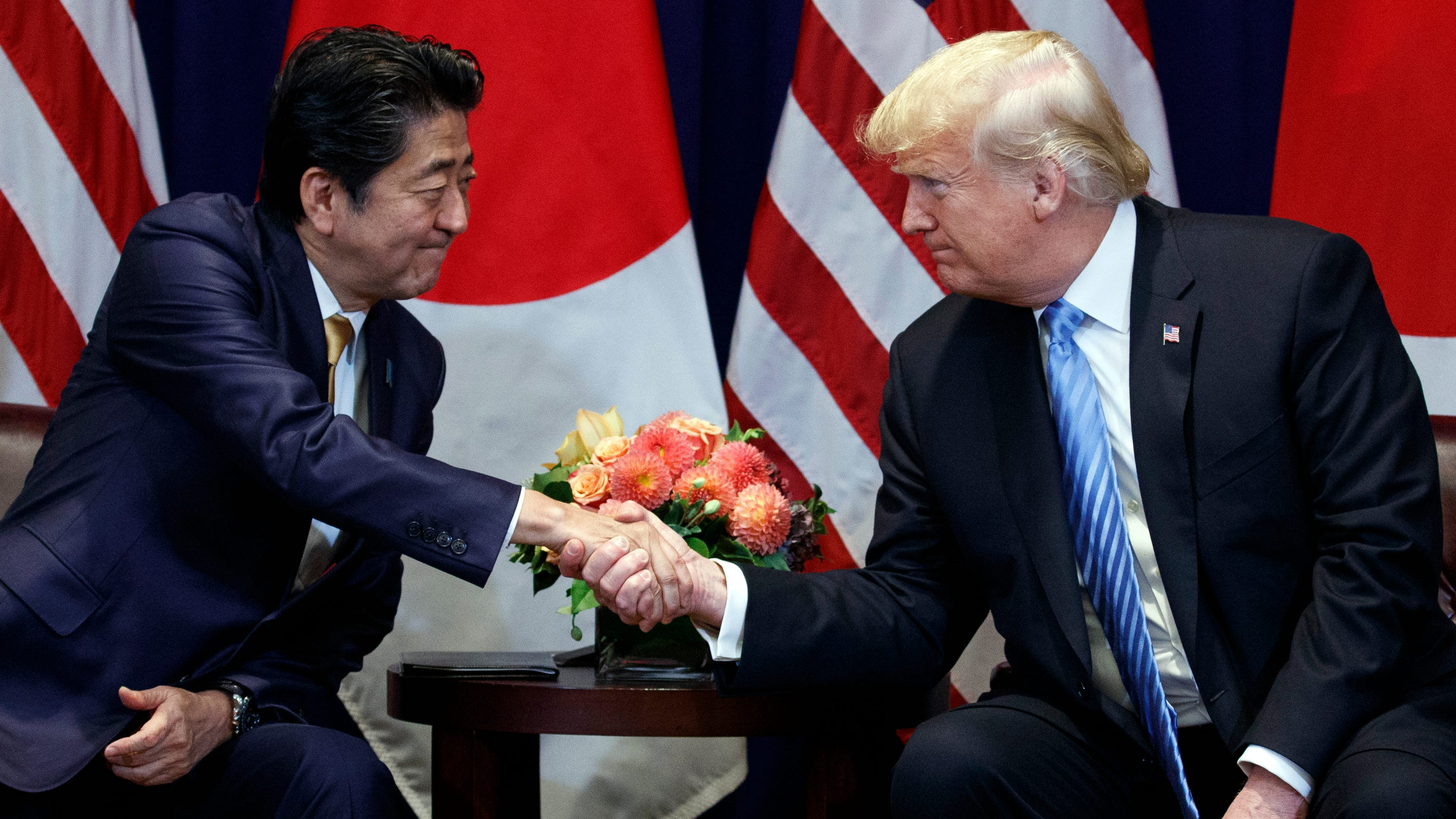 Trump arrives in Japan for state visit, will meet PM Abe, new emperor