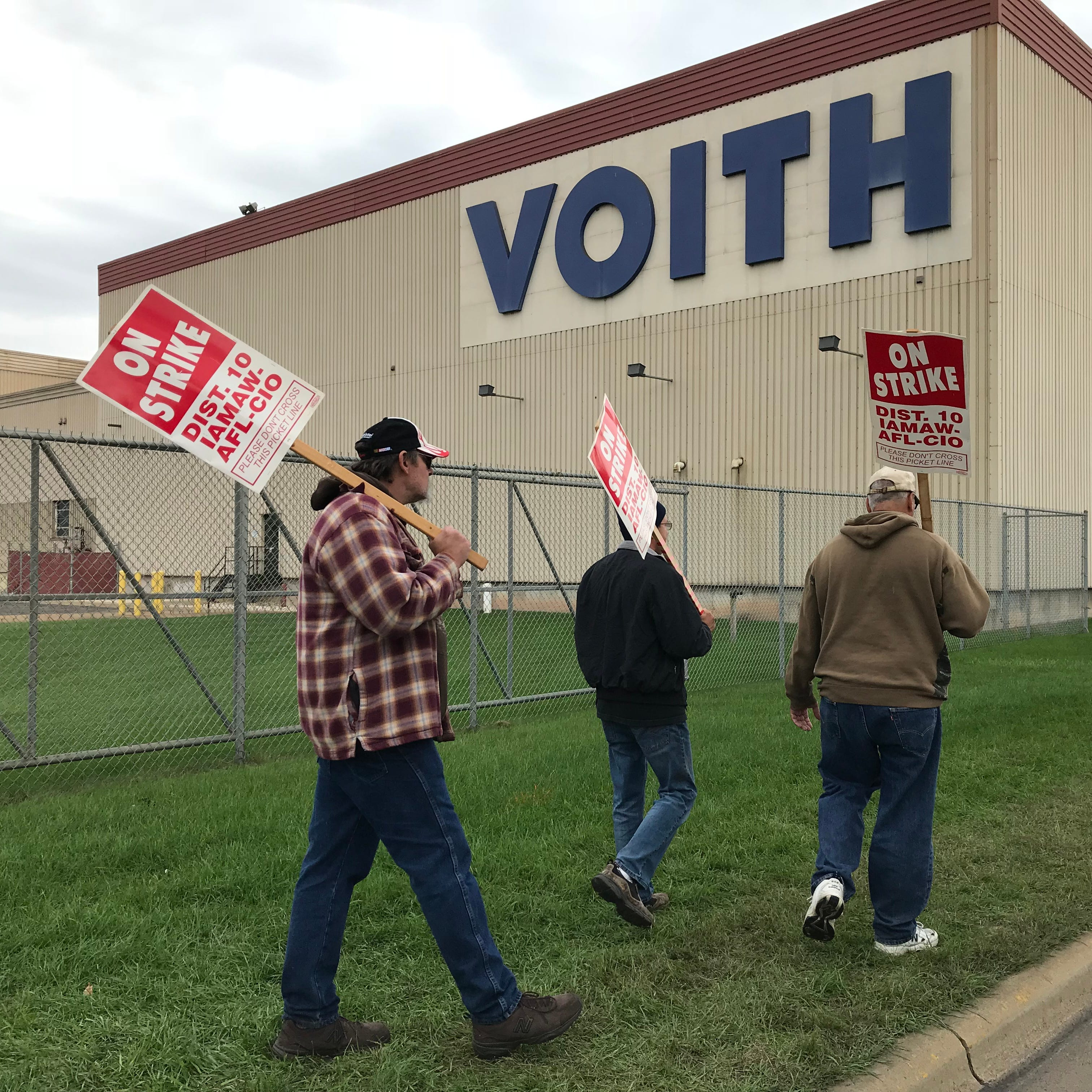 Voith strike resolved in Neenah, employees return to work