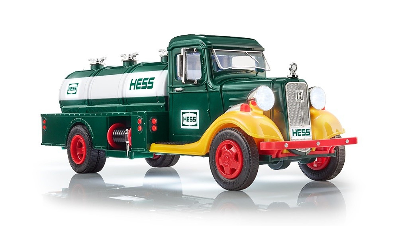 hess toy trucks