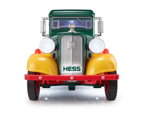 Hess 2018 85th Anniv Front View Image5
