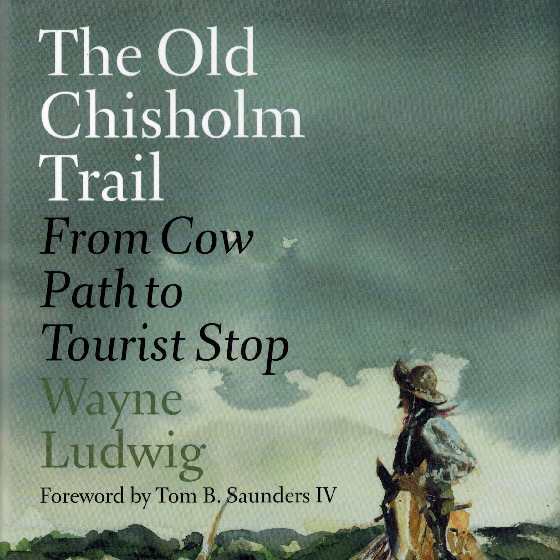 Texas Reads: Historians debate Chisholm Trail in Texas