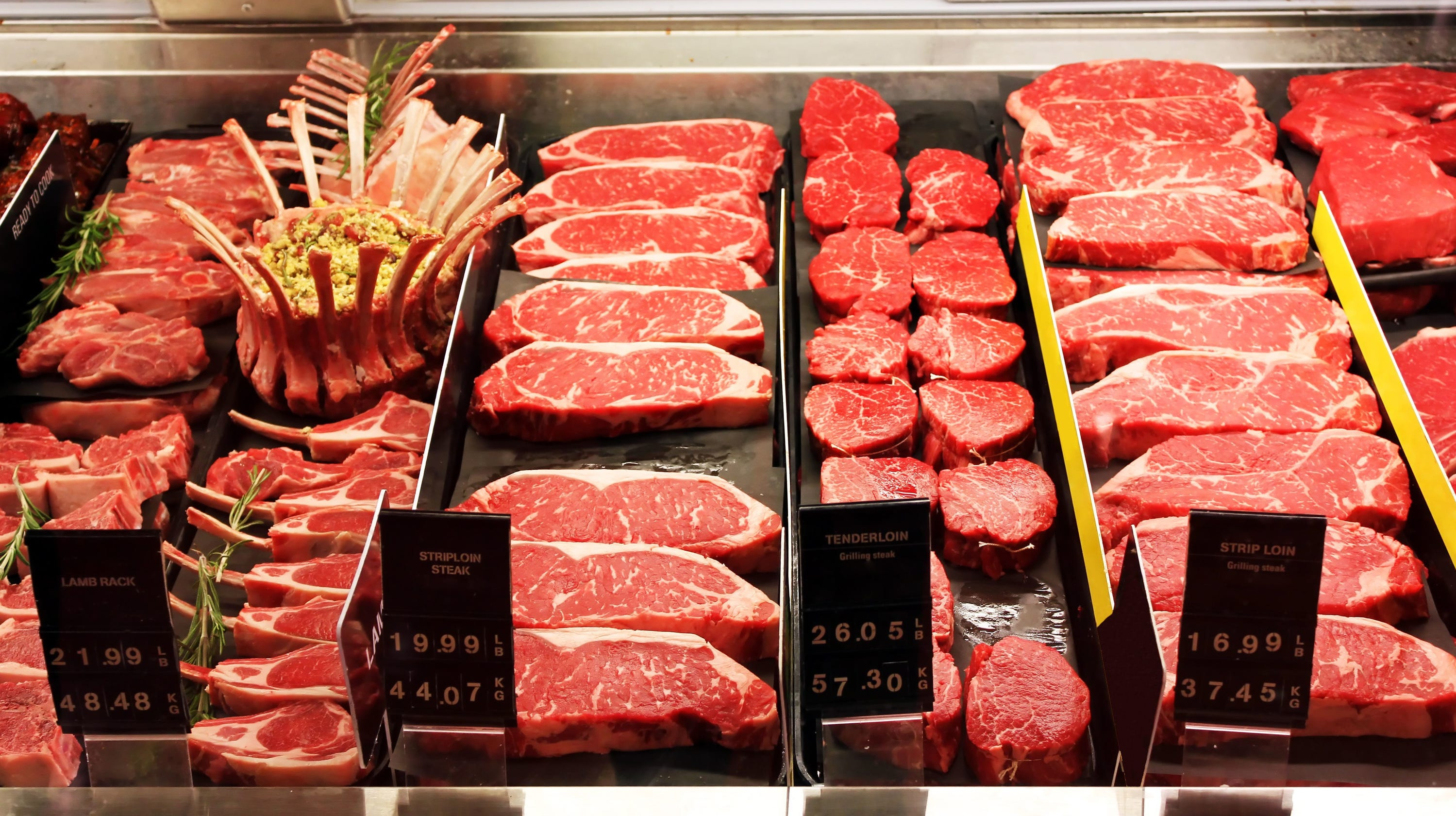 Answer Man: Raw meat in grocery store OK to handle without ...