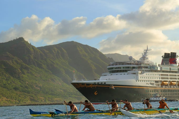 Image result for disney cruise hawaii