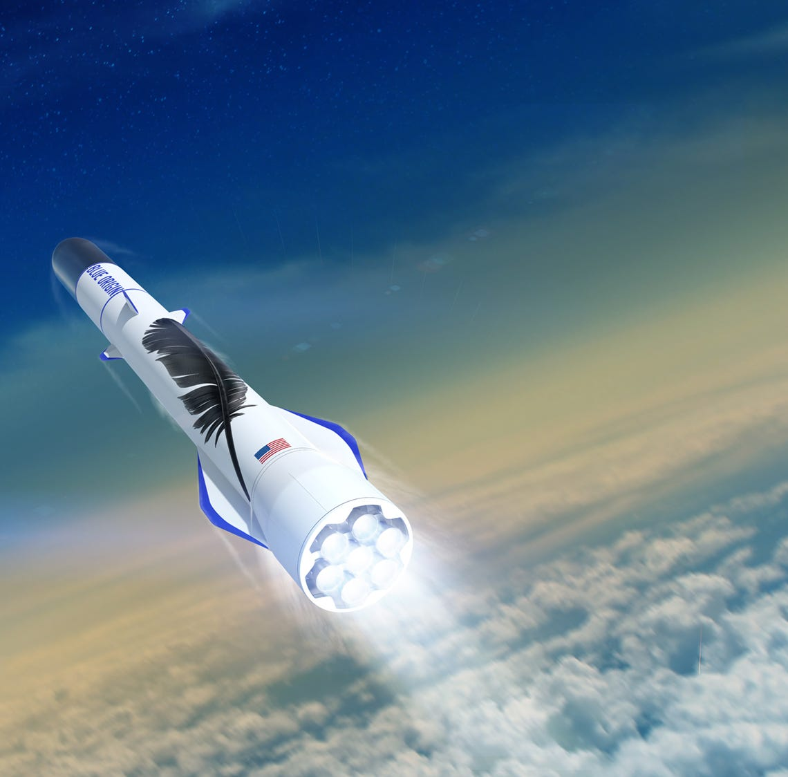 Air Force awards major contracts to ULA, Northrop Grumman and Blue Origin
