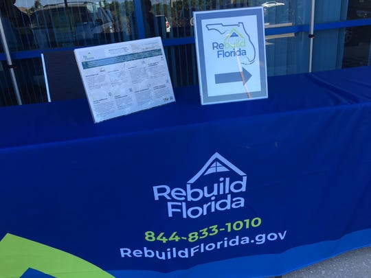 A Rebuild Florida office opened Thursday in Rockledge, to offer assistance to low-income residents needing assistance with home repair or rebuilding related to Hurricane Irma.