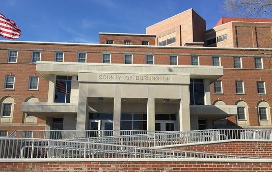 Burlington County courthouse