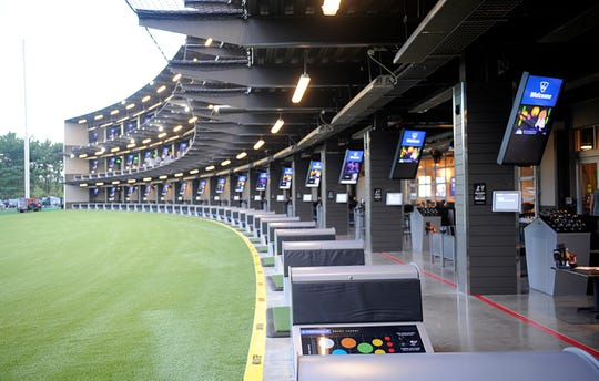 TopGolf in Marlton has a lot of plans to party on New Year's Eve.