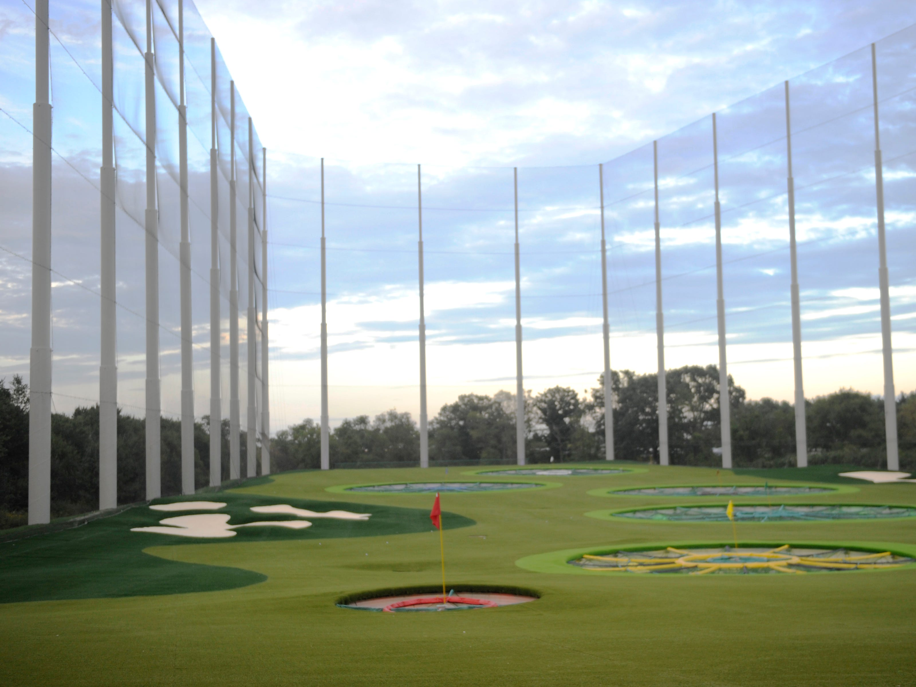 Topgolf in Mount Laurel opened its doors for a special tour of the facility on Wednesday, September 26.