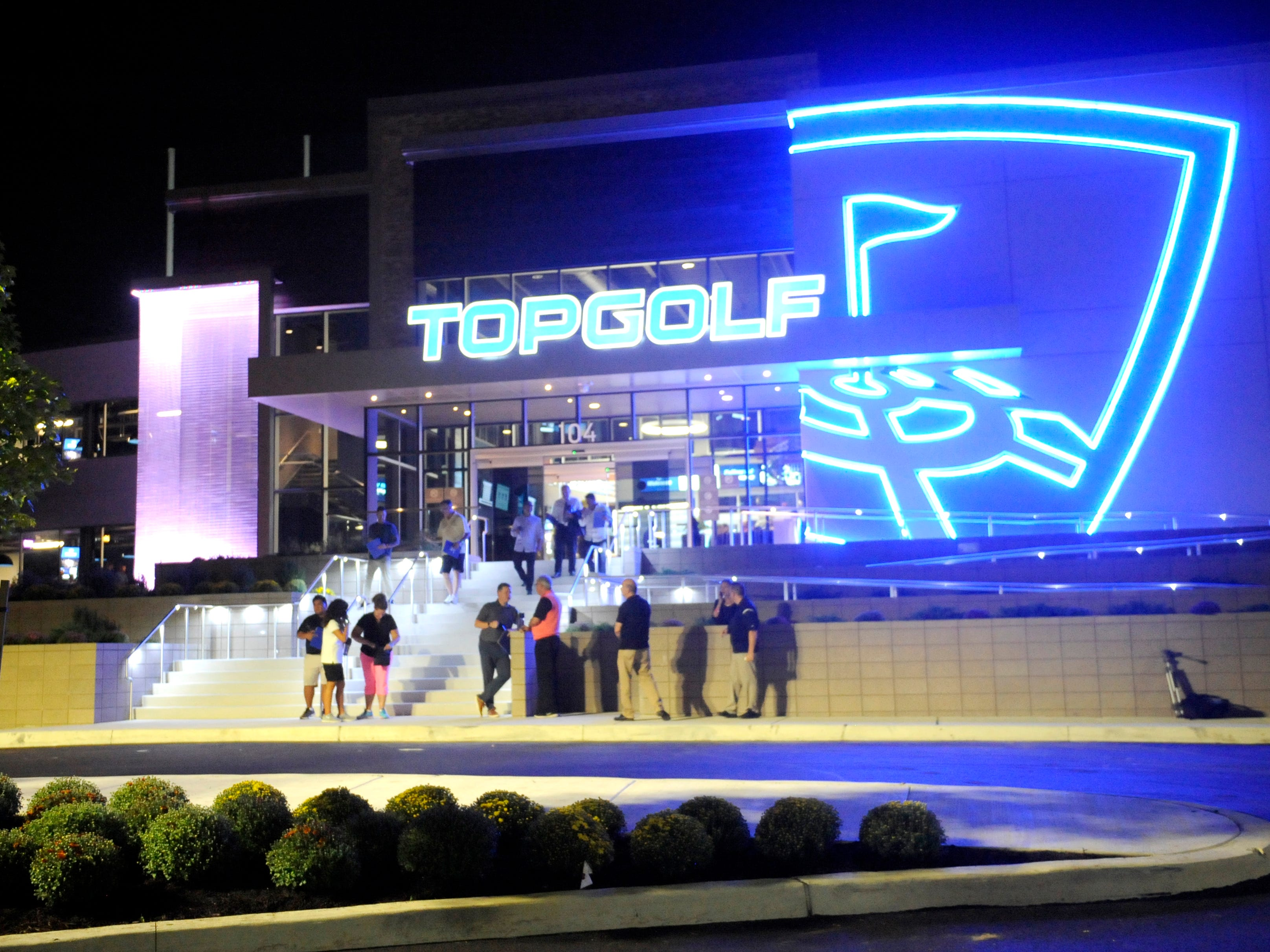 Take a look inside Topgolf Mount Laurel. South Jersey's newest golf entertainment center opened its doors for a special tour of the facility on Wednesday, September 26.