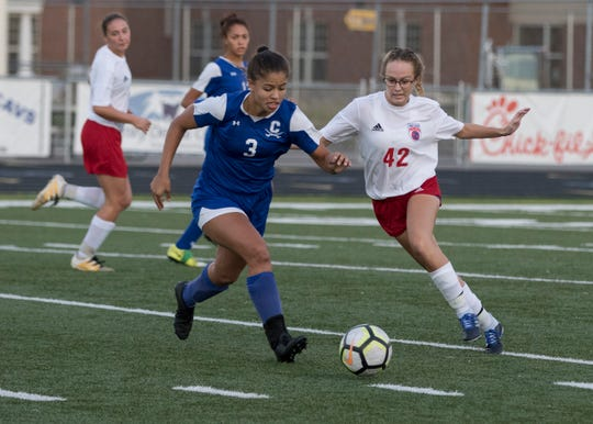Chillicothe will play 23-seeded Westerville South Oct. 15 at 7 p.m. for the sectional semifinal. The winner will play 10-seeded Olentangy Orange for the sectional final Oct. 18 at 7 p.m.