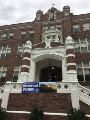 The former Mercy High School is the new Westwood Campus for Cincinnati Public Schools. The district is looking to the community for ideas for future uses.