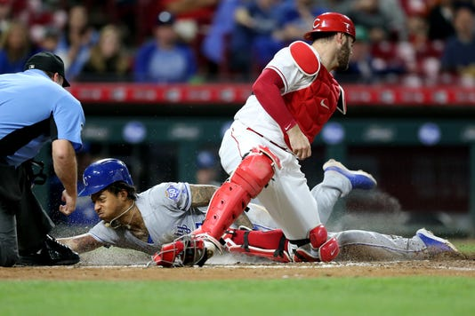 Kansas City Royals Vs Cincinnati Reds Sept 26 Week 3
