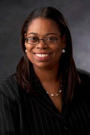 Tamara Lang, leader of Women Excel programs for the Cincinnati USA Regional Chamber
