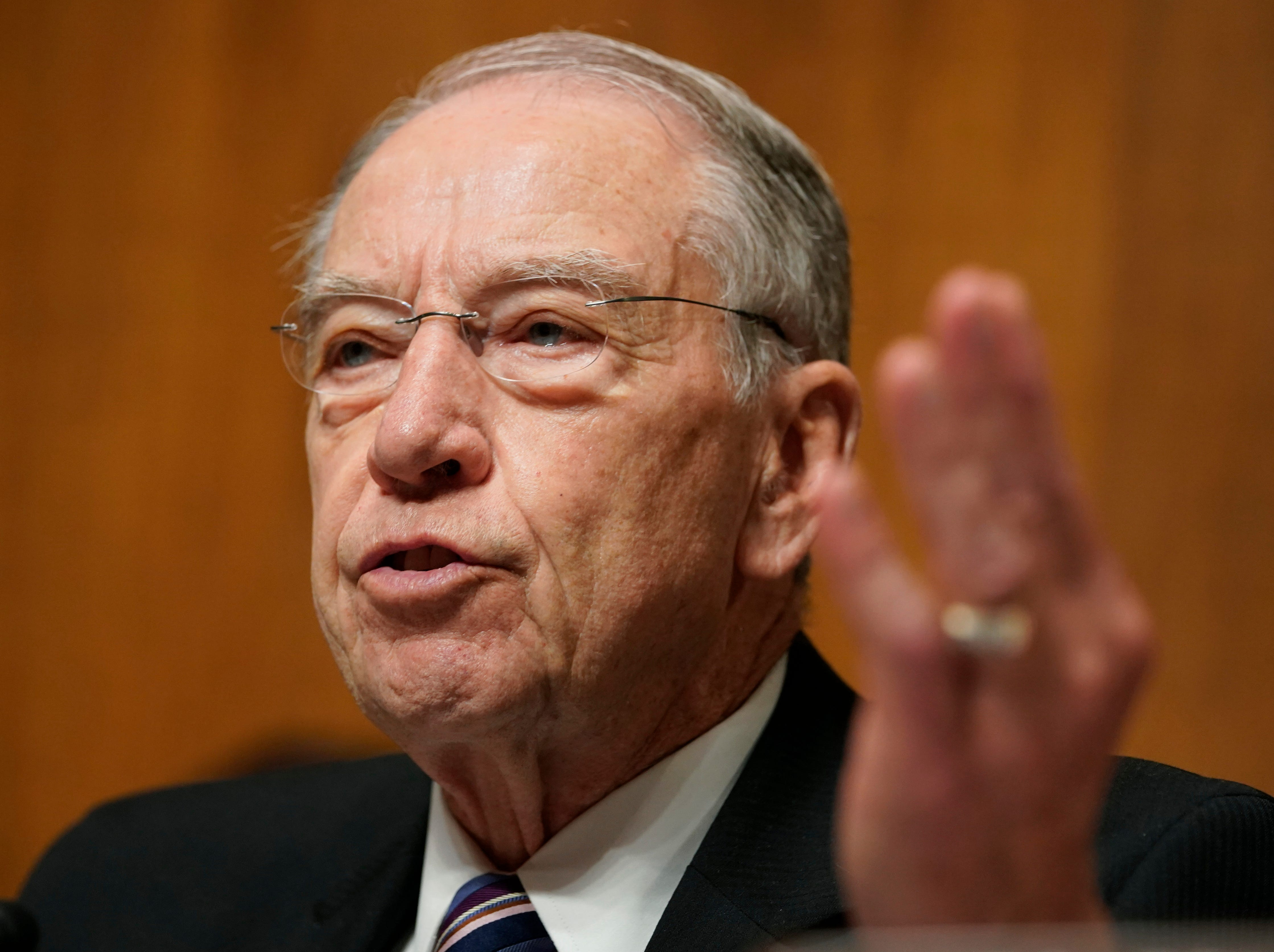 Chuck Grassley: Supreme Court unlikely to overturn Obamacare, so no need to create replacement