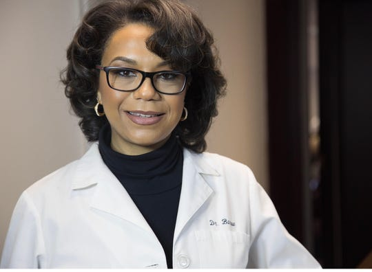 Dr. L.A. Barlow, a Detroit Medical Center psychologist
