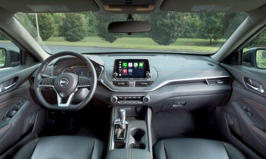 Nissan Altima Horsepower >> First Drive 22 855 2019 Nissan Altima Midsize Sedan Fun Fast Safe