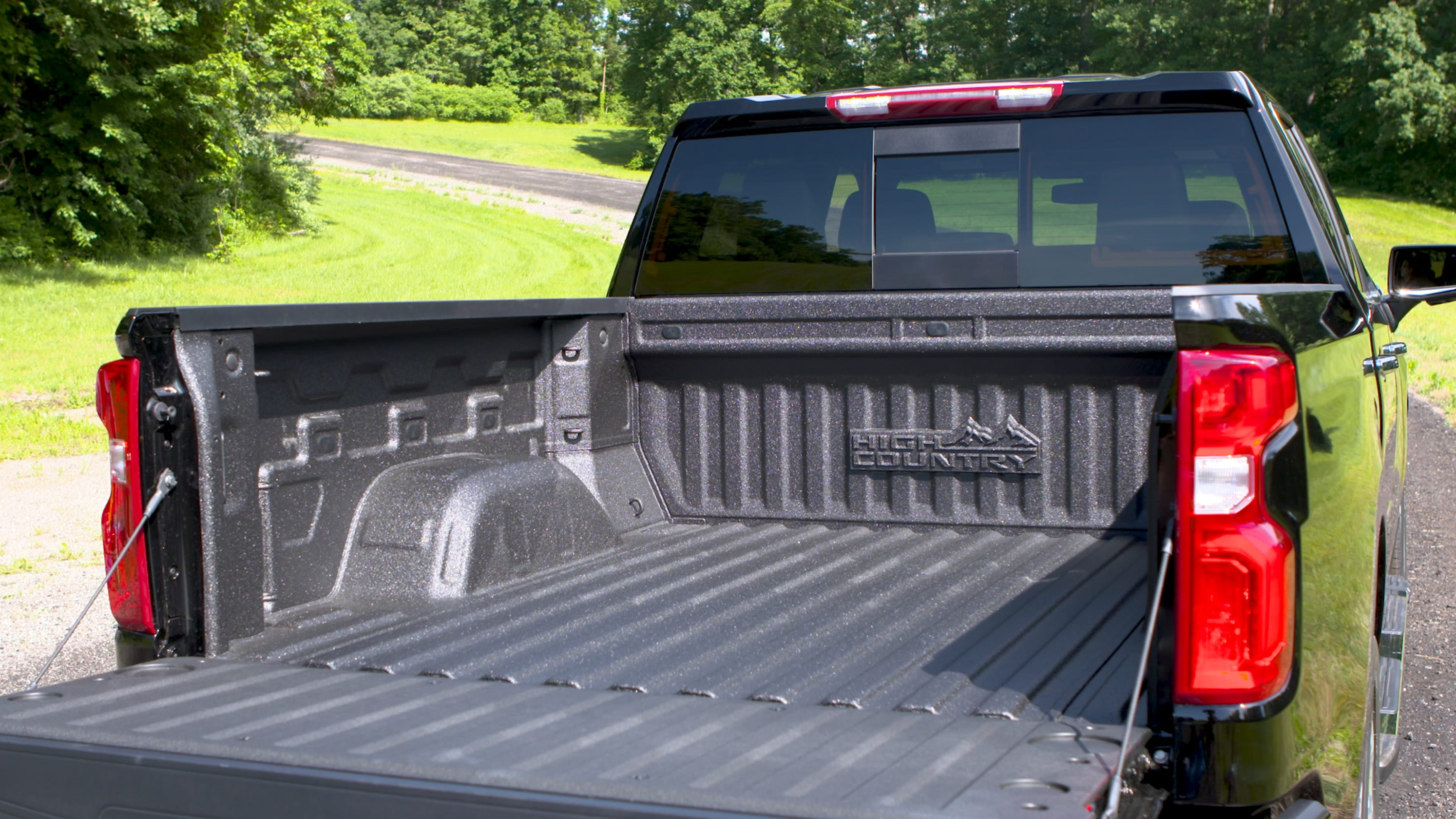Ram, GM pickups have secret storage spaces