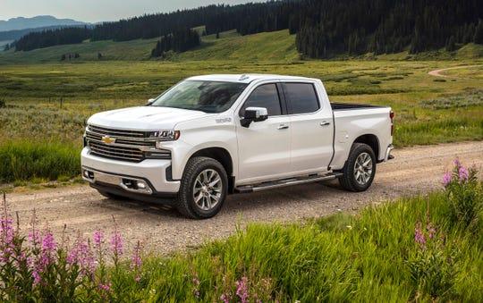 2019 Chevrolet Silverado High Country