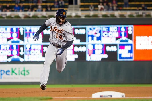 Mlb Detroit Tigers At Minnesota Twins