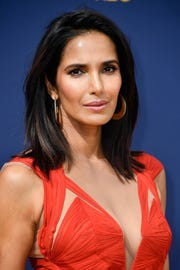 Padma Lakshmi says she understands why two women kept their rapes a secret.