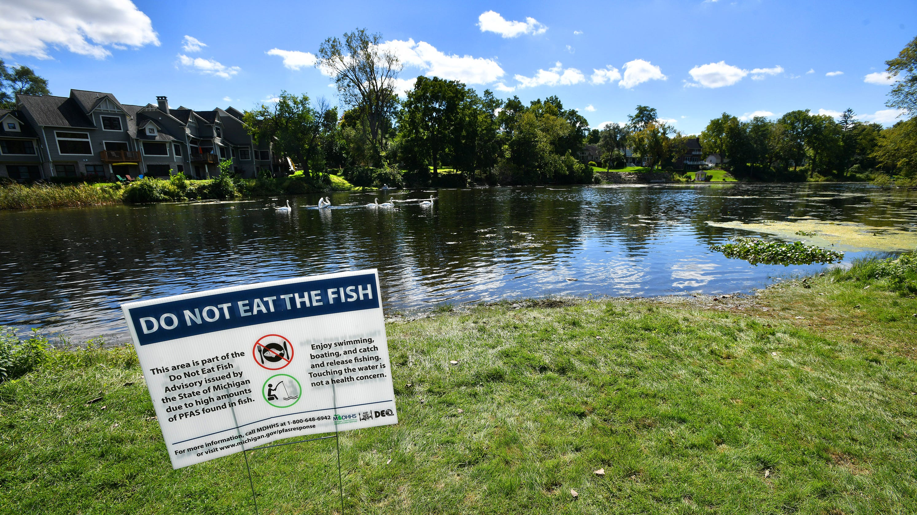 Michigan fights to contain emerging contaminant
