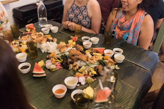 Sarap pop-up will host a traditional Filipino dinner Oct. 7 at PizzaPlex