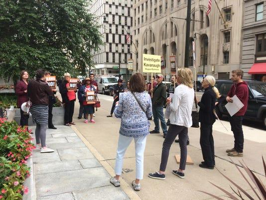 Kavanaughprotestors