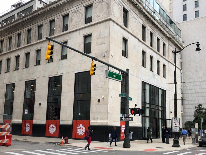 Fort Street Galley food hall will open this fall with four dining concepts and a full bar.