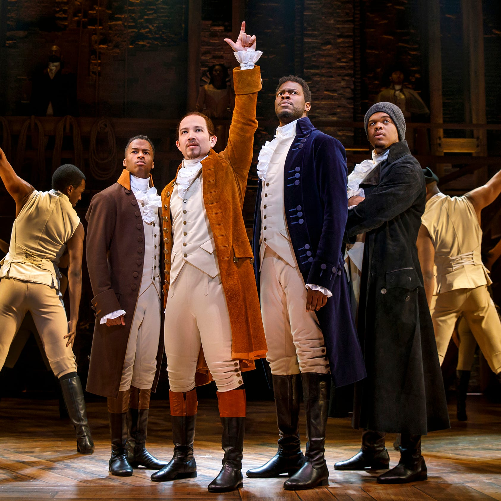 Tickets to see 'Hamilton' in Detroit go on sale Jan. 25