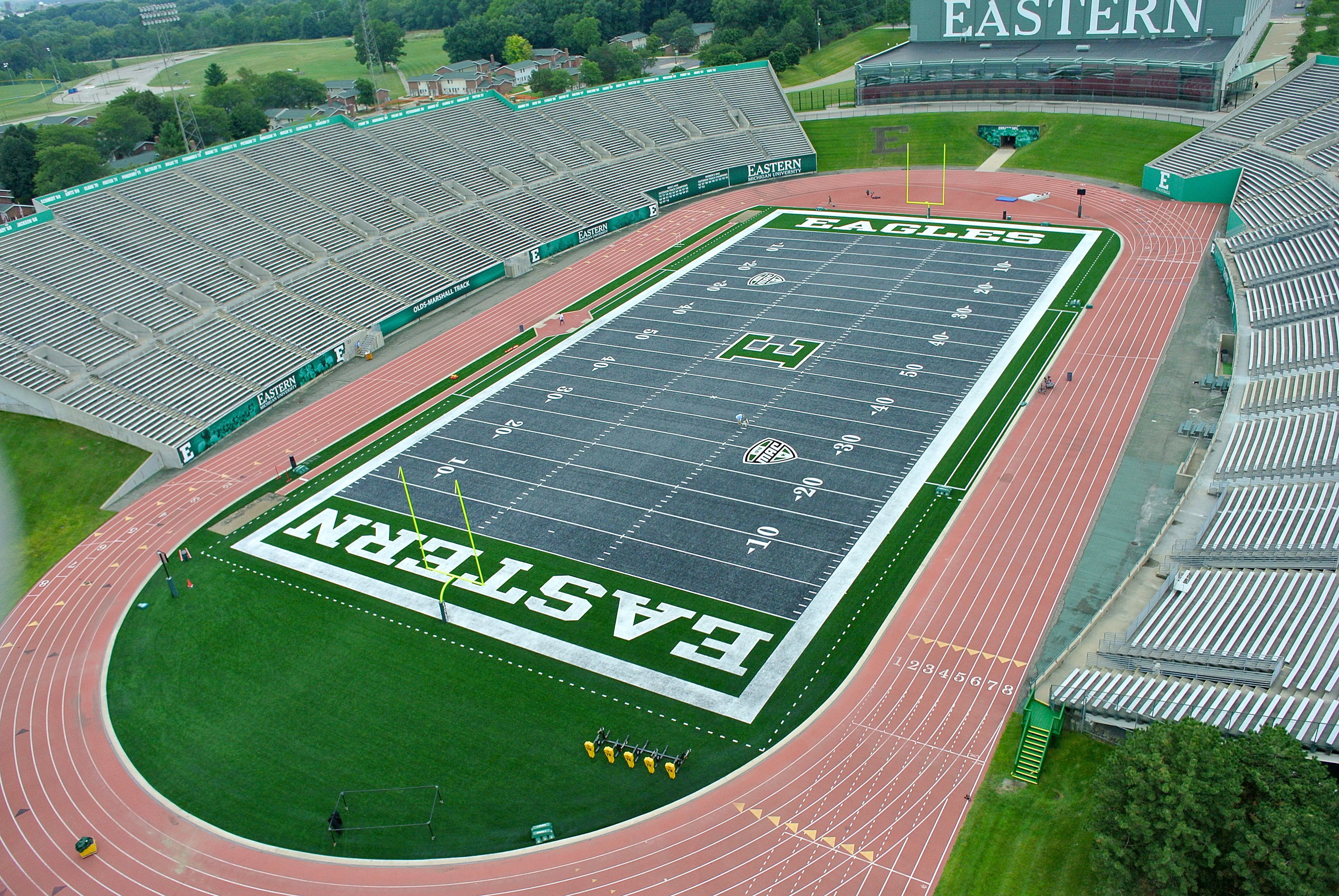 """Eastern Michigan will become the fourth Mid-American Conference school with women's lacrosse, joining Central Michigan, Kent State and Akron, which is adding the sport in 2020. Detroit Mercy and Youngstown State will join as """"affiliate"""" members."""