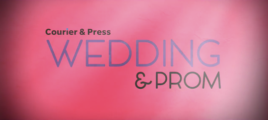The 11th annual Courier & Press Wedding and Prom Expo is set for January 5 and 6 at the Old National Events Plaza in Evansville.