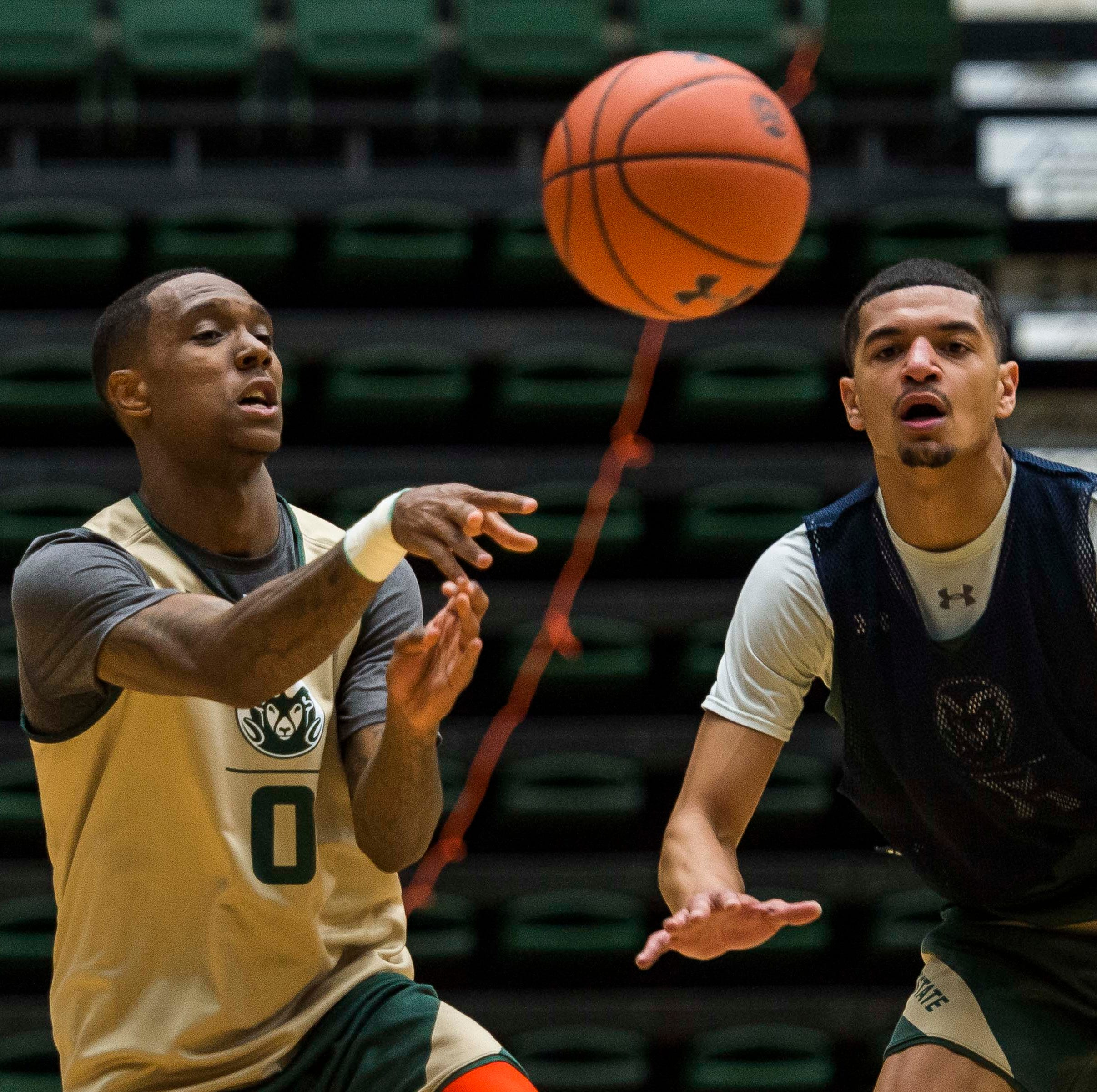 Texas Tech transfer Hyron Edwards expected to make debut with CSU basketball team on Sunday