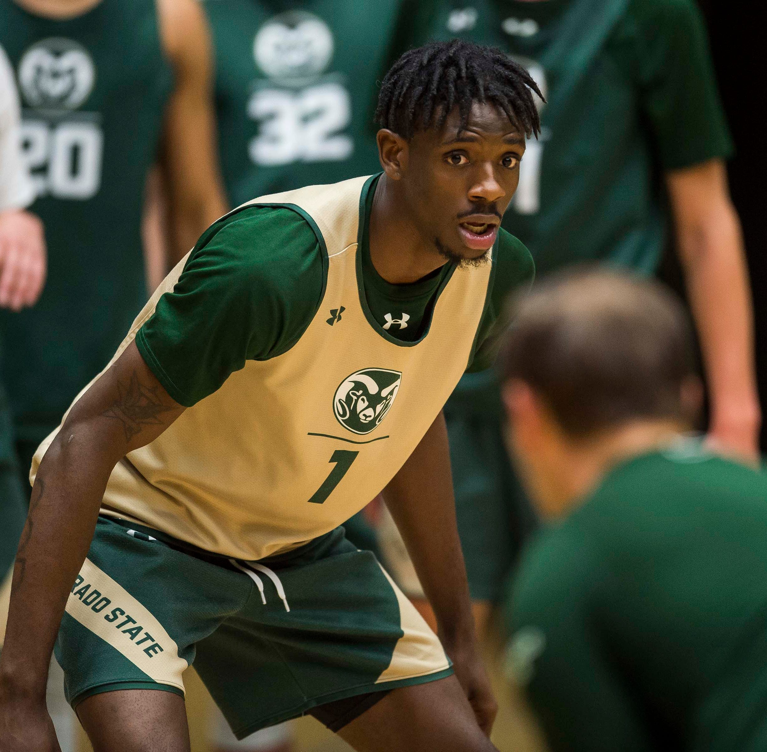 Colorado State basketball forward Zo Tyson plans to transfer