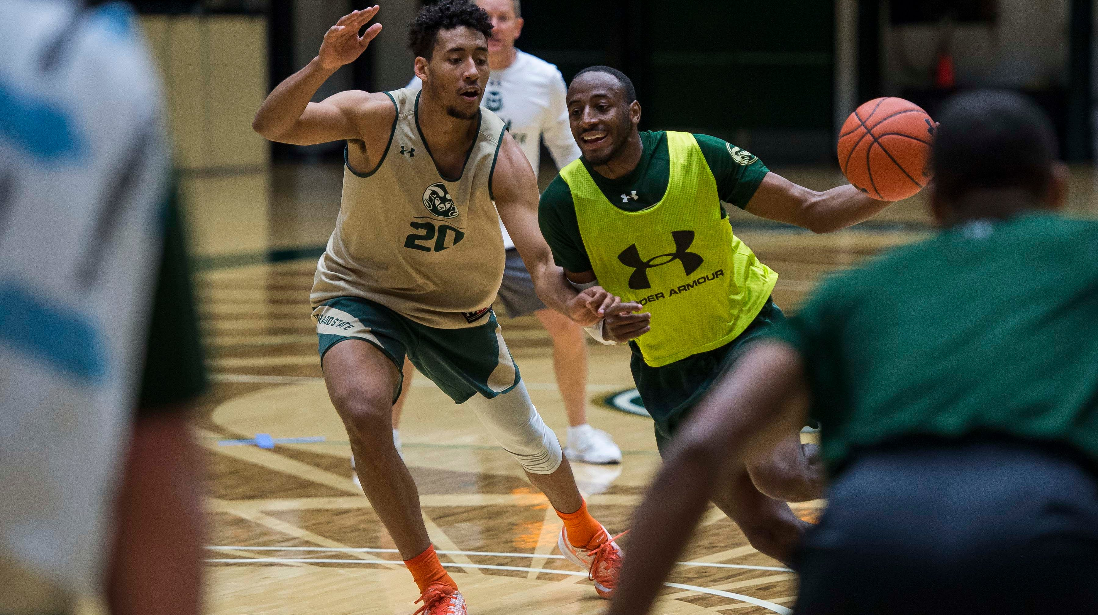 Colorado State University basketball team picked 8th in preseason Mountain West poll