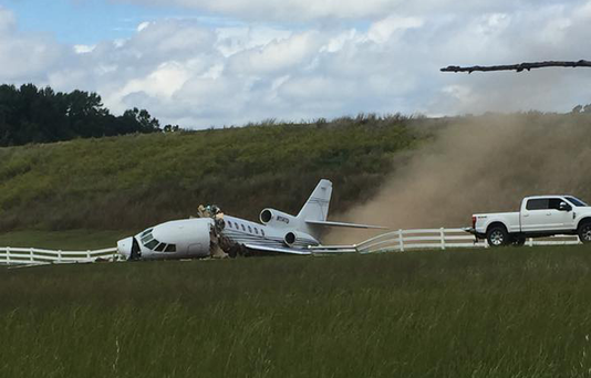 Plane Crash User Submitted Photo