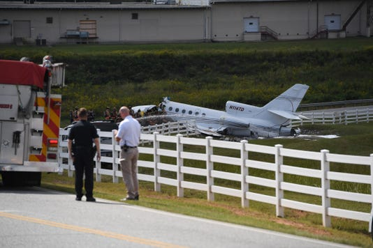 Plane Crash Closer