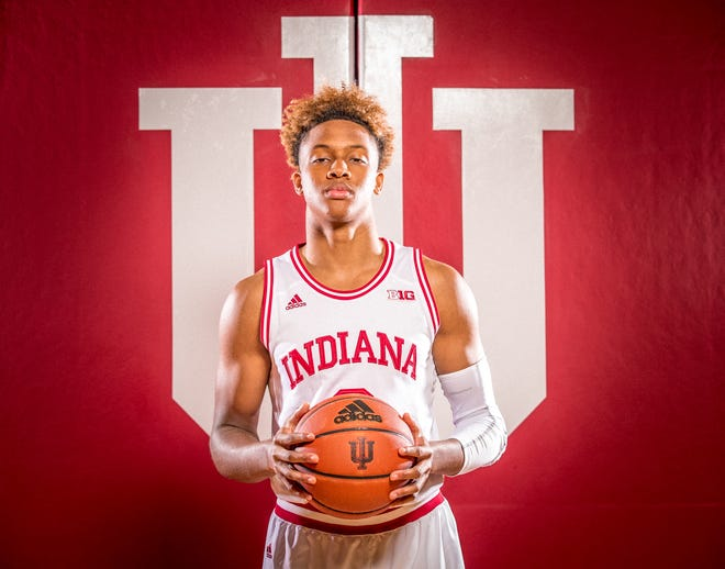 Romeo Langford is first IndyStar Mr. Basketball to suit up for IU since Cody Zeller in 2011.