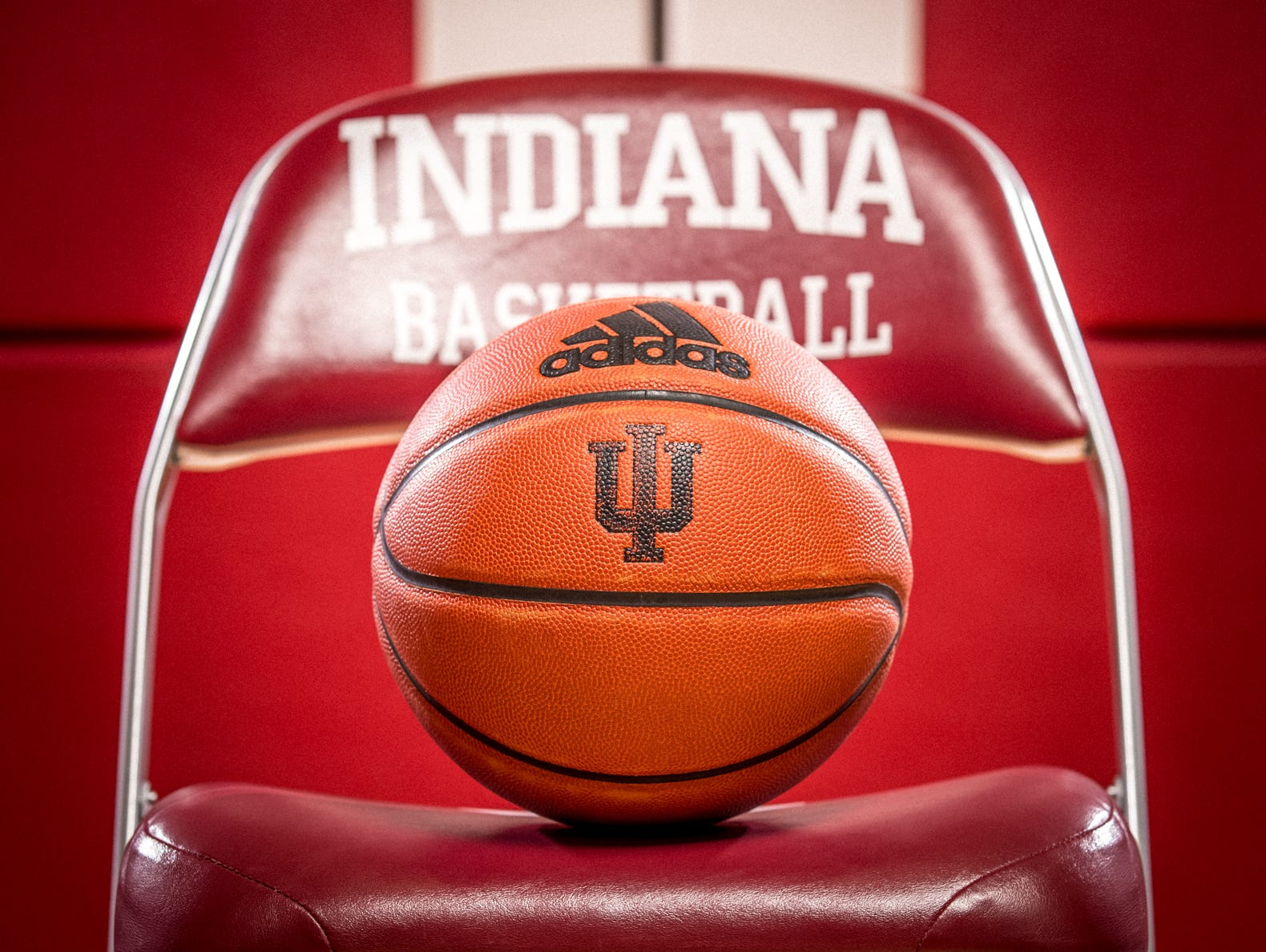 IU photo illustration during Indiana University Media Day at Simon Skjodt Assembly Hall on Wednesday, Sept. 26, 2018.