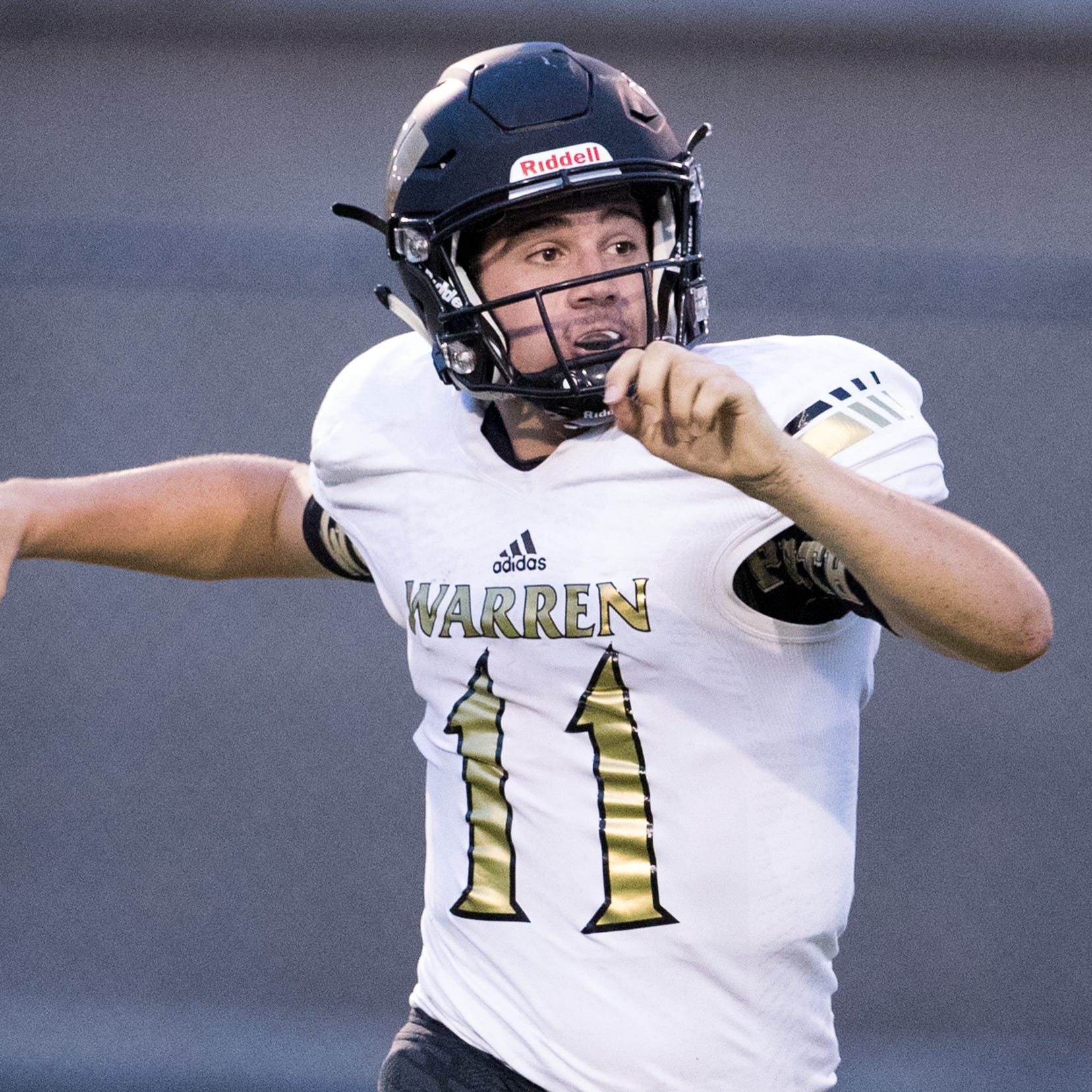 Vote for IndyStar's Male and Female Athletes of the Week (Sept. 24-29)
