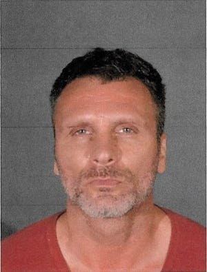 Greg Alyn Carlson is accused of unlawful flight to avoid prosecution and assault with intent to commit rape.