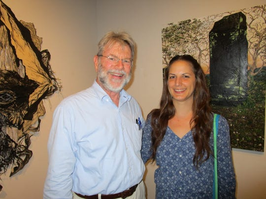 Randall LaBry and Erin Broussard