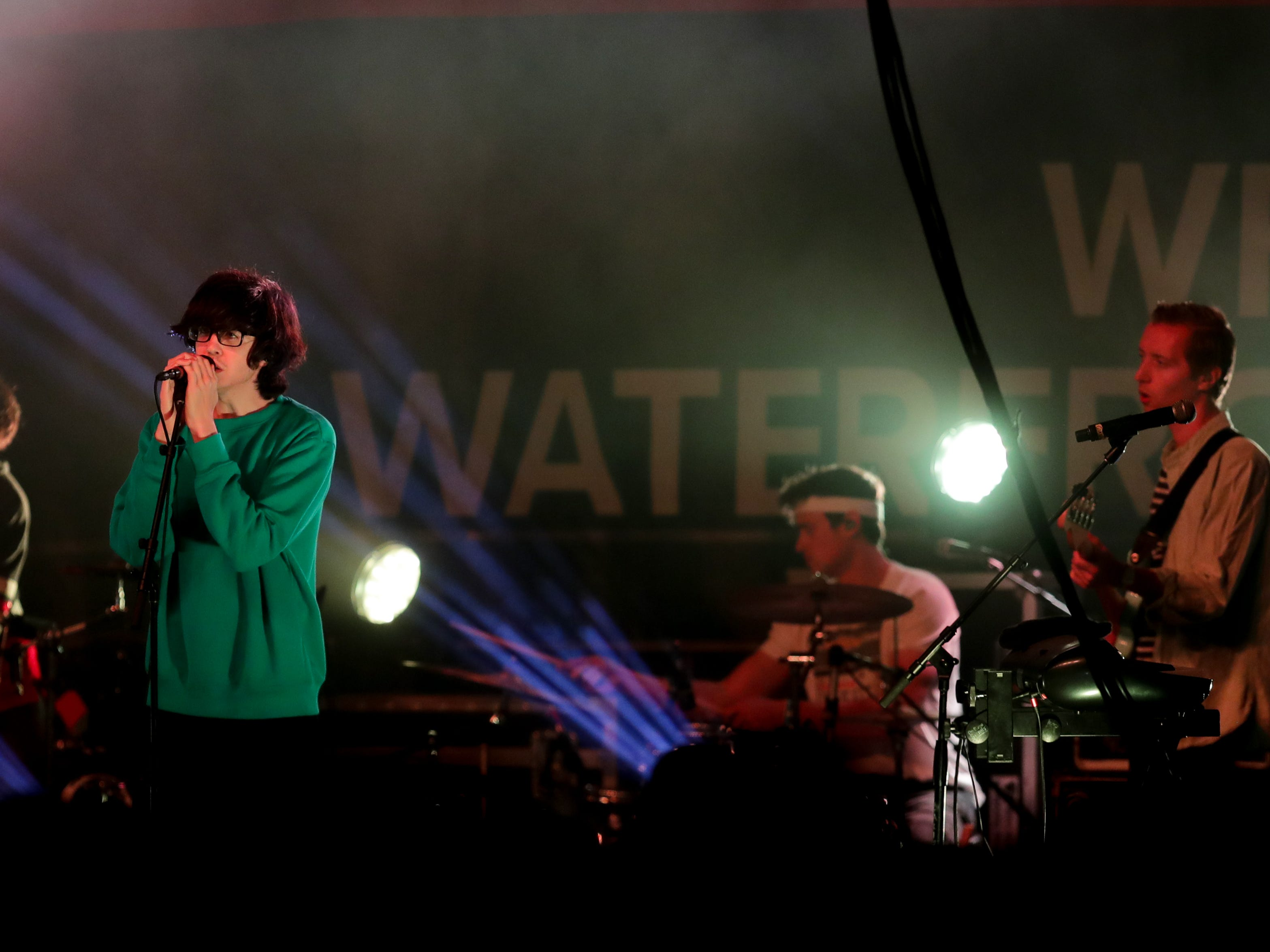 Car Seat Headrest closes out the last Waterfront Park Wednesday of the season. 