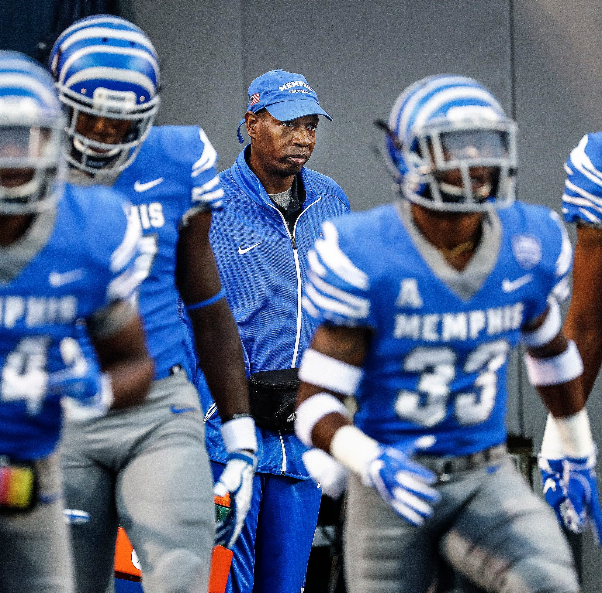 Memphis football: DB Tamaurice Smith, DL Khalil Johnson to enter transfer portal