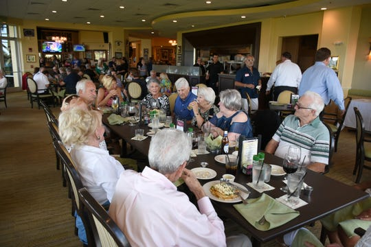 The East Naples Merchants Association meets monthly, offering networkin and service opportunities.