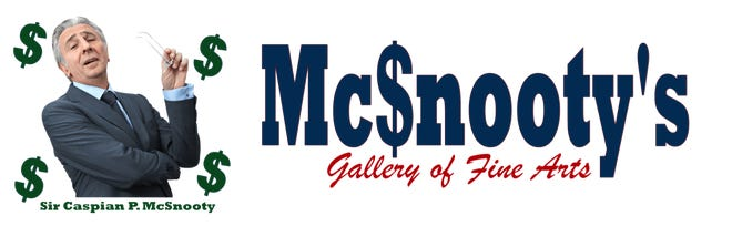 An escape room called Caspian P McSnooty's Gallery of Fine Art will open Oct. 12 at 1220 E. Brady St.