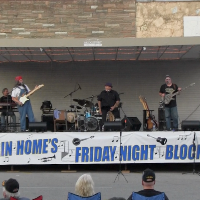 Mountain Home Friday Night Block Party's 2019 lineup revealed