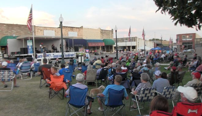 Mountain Home's Friday Night Block Parties will return for its third year this Friday night.