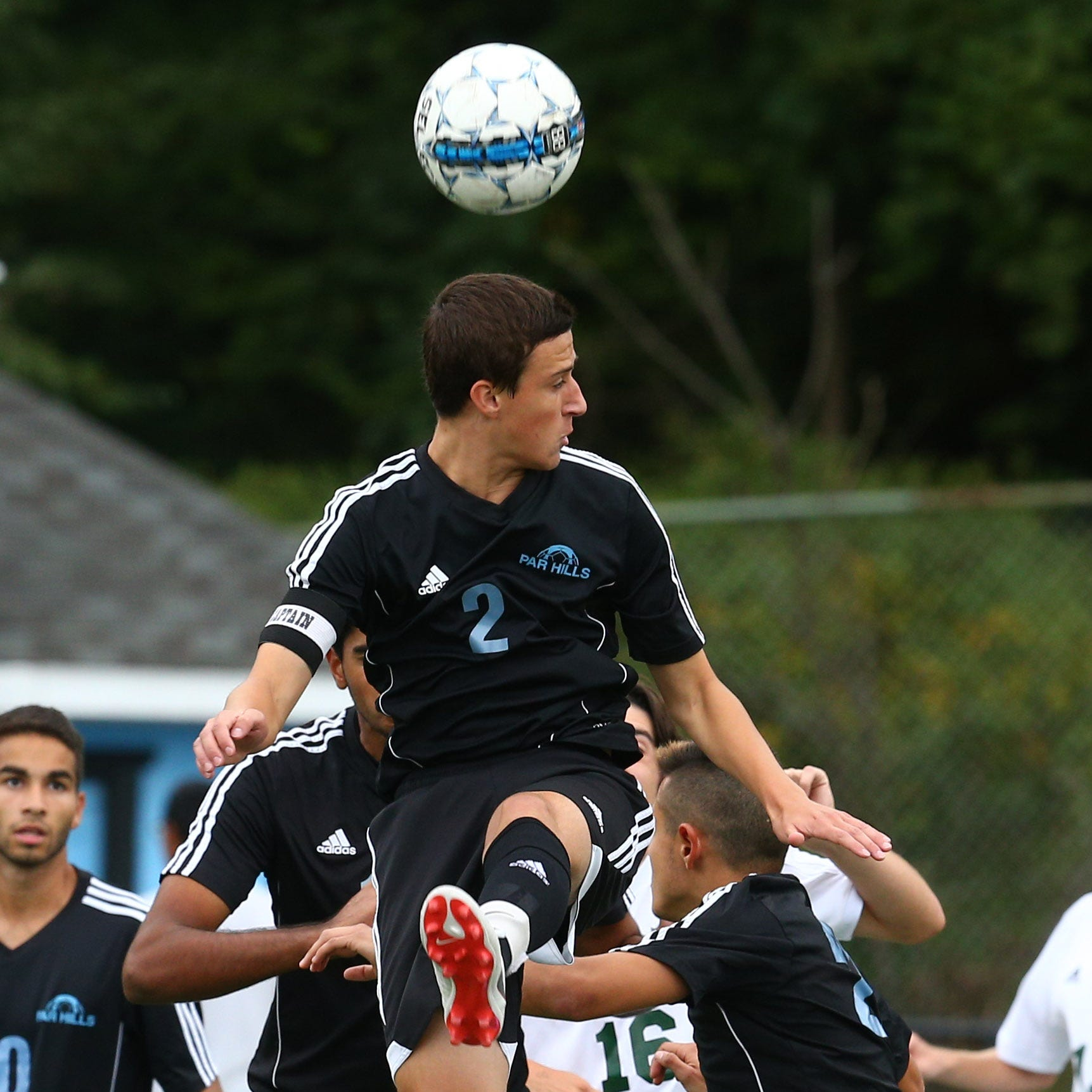 Delbarton, Parsippany Hills to decide Morris County Tournament soccer title